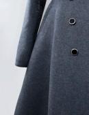 Зимнее пальто из натуральной шерсти 115054 (115054) - цена, 4