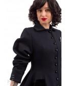 Винтажное пальто из натуральной шерсти X-Style (114043) - материал, 6