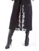 Зимнее пальто с мехом и вышивкой Xstyle (115067) - цена, 4
