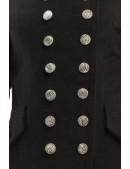 Длинное женское полушерстяное пальто X-Style (115068) - 3, 8