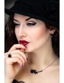 Кулон Black Thorn Rose (707069) - оригинальная одежда, 2