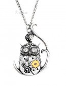 Кулон Steampunk Owl (707058) - foto