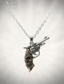 Кулон Steampunk Triggerhead (ULP46) - foto
