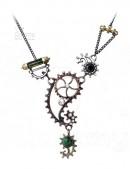 Ожерелье в стиле Хай-тек (AGP642) - foto