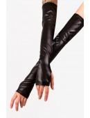 Длинные перчатки без пальцев XA167 (601167) - foto