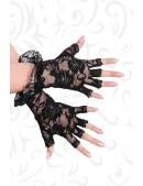 Кружевные перчатки без пальцев Artistic (601159) - foto
