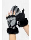 Перчатки-рукавицы (100% шерсть) XT1094 (601094) - foto