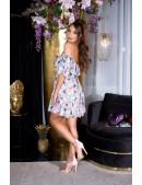 Летнее платье Babydoll с цветочным узором KouCla (105509) - оригинальная одежда, 2