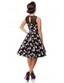 Платье в стиле Ретро с цветочным узором B5516 (105516) - цена, 4