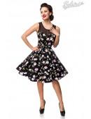 Платье в стиле Ретро с цветочным узором B5516 (105516) - foto