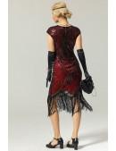Платье в стиле Гэтсби U5521 (105521) - оригинальная одежда, 2