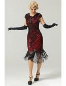 Платье в стиле Гэтсби U5521 (105521) - цена, 4