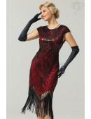 Платье в стиле Гэтсби U5521 (105521) - foto