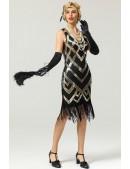 Платье в стиле Гэтсби UF5523 (105523) - оригинальная одежда, 2