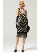 Платье в стиле Гэтсби UF5523 (105523) - цена, 4