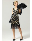 Платье в стиле Гэтсби UF5523 (105523) - 4, 10