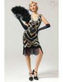 Платье в стиле Гэтсби UF5523 (105523) - foto