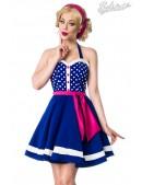 Яркое платье в стиле 60-х B5405 (105405) - foto