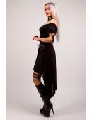 Платье с открытыми плечами X439 (105439) - цена, 4