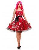 Платье Sugar Skull X442 (105442) - оригинальная одежда, 2