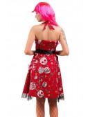 Платье Sugar Skull X442 (105442) - материал, 6