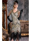 Платье в стиле Гэтсби XC5300 (105300) - foto