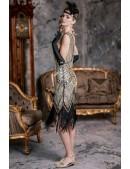 Платье в стиле Гэтсби XC5300 (105300) - оригинальная одежда, 2