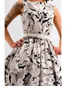Платье Pin-Up с поясом X-Style (105352) - цена, 4