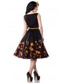 Платье Pin-Up с цветочным узором Amynetti (105457) - оригинальная одежда, 2