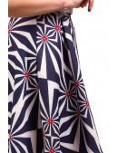 Яркое платье с рисунком XC5468 (105468) - оригинальная одежда, 2