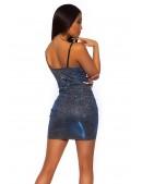 Блестящее градиентное платье KC5477 (105477) - оригинальная одежда, 2