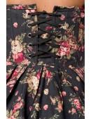 Винтажное платье-корсет Belsira (105478) - цена, 4
