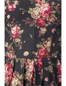 Винтажное платье-корсет Belsira (105478) - материал, 6