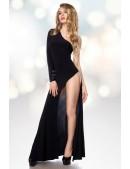 Платье с глубоким разрезом Saresia (127145) - foto