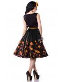 Платье Pin-Up с цветочным узором XC5457 (105457) - оригинальная одежда, 2