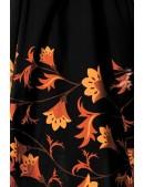 Платье Pin-Up с цветочным узором XC5457 (105457) - цена, 4