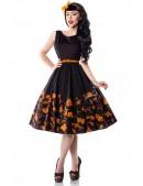 Платье Pin-Up с цветочным узором XC5457 (105457) - foto