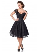 Ажурное платье в стиле Ретро Belsira (105482) - цена, 4