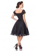 Ажурное платье в стиле Ретро Belsira (105482) - 3, 8