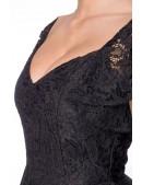Ажурное платье в стиле Ретро Belsira (105482) - оригинальная одежда, 2