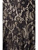 Ажурное винтажное платье с бретелями B5483 (105483) - оригинальная одежда, 2