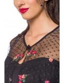 Винтажное нарядное платье с болеро Belsira (105487) - цена, 4