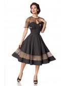 Винтажное нарядное платье с болеро Belsira (105487) - оригинальная одежда, 2