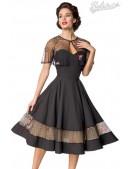 Винтажное нарядное платье с болеро Belsira (105487) - foto