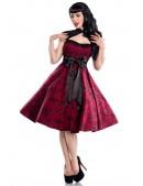 Платье в стиле Rockabilly XC199 (105199) - foto