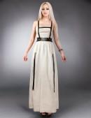 Длинное платье с портупеей XSTYLE (105202) - foto