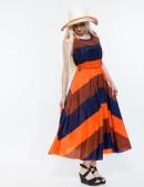Летнее платье в стиле 80-х 105118 (105118) - цена, 4