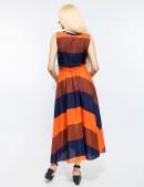 Летнее платье в стиле 80-х 105118 (105118) - материал, 6