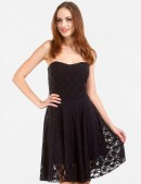 Кружевное платье 105097 (105097) - 3, 8