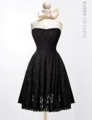 Кружевное платье 105097 (105097) - оригинальная одежда, 2